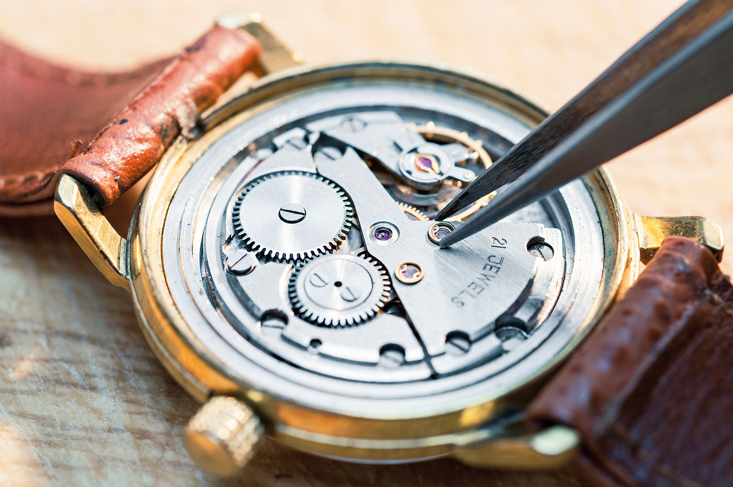 The Vintage Watch Company